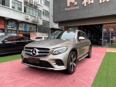 奔驰 奔驰GLC  2019款 GLC 260 L 4MATIC 豪华型