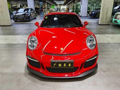 2015年3月 保時捷 911  GT3 3.8L圖片