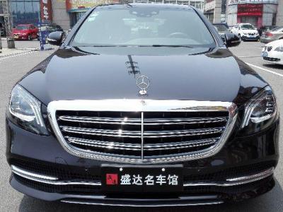 2019年10月 奔驰 奔驰S级(进口) S 320 L 臻藏版图片
