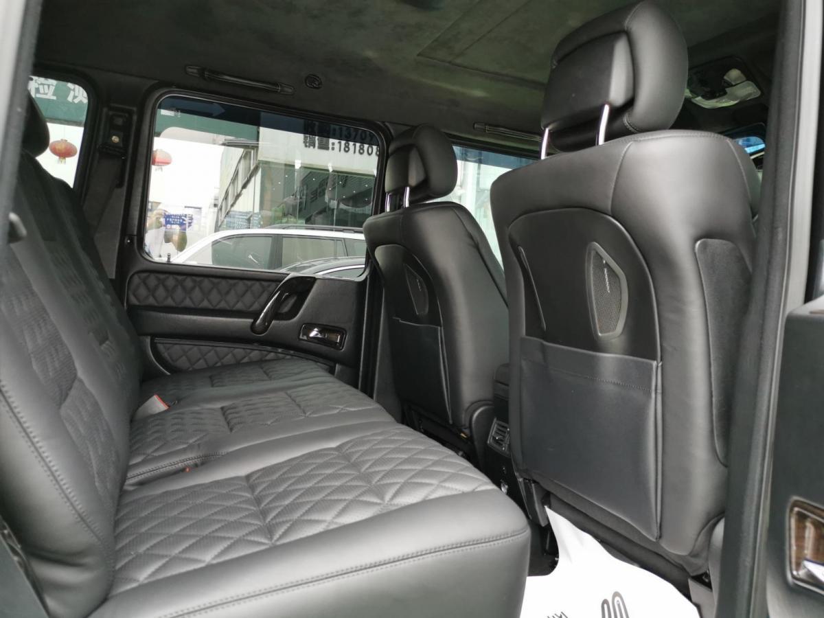 奔驰 奔驰G级AMG  2009款 AMG G 55图片