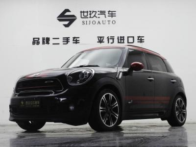 MINI JCW COUNTRYMAN  2014款 1.6T JOHN COOPER WORKS ALL4图片