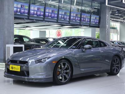 日产 GT-R  2013款 3.8T Premium Edition