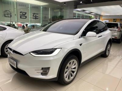 2018年6月 特斯拉 Model X 长续航版图片
