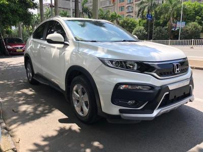 本田 XR-V  2017款 1.5L LXi CVT经典版