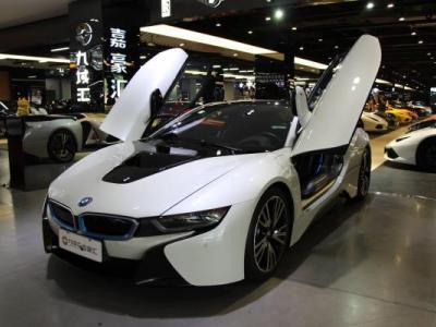 宝马 宝马i3  i3 BMW i3图片