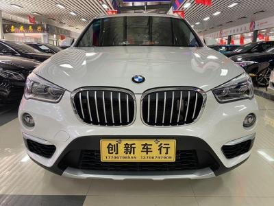 2019年5月 宝马 宝马X1 sDrive18Li 尊享型图片