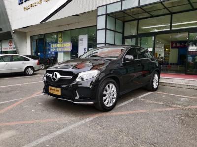 奔馳 奔馳GLE  2017款 GLE 320 4MATIC 轎跑SUV