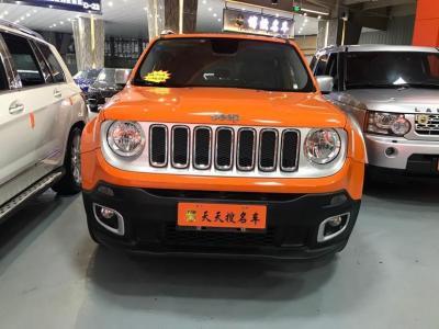 Jeep 自由侠  2017款 180TS 自动四驱全能版图片
