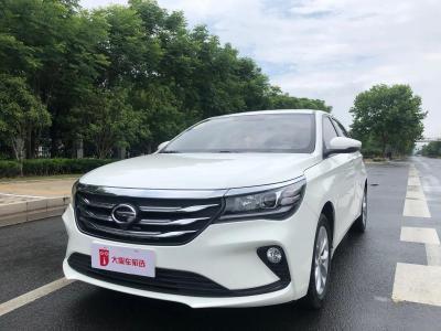 2018年11月 广汽传祺 GA4 200T 自动豪华版图片
