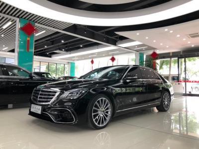 2019年5月 奔驰 奔驰S级(进口) S 350 L 尊贵型 臻藏版图片