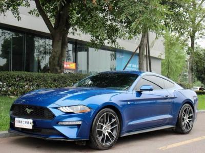 2018年8月 福特 Mustang  2.3L EcoBoost图片