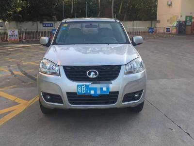 長城 風駿5  2011款 2.8T公務版 豪華型 兩驅大雙排
