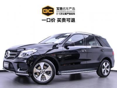 奔馳 奔馳GLE  2018款 GLE 320 4MATIC 豪華型臻藏版