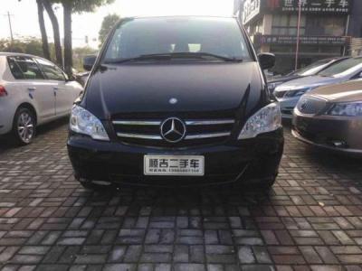 2012年8月 奔驰 威霆 2.5L 商务版图片