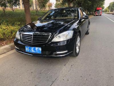 2011年9月 奔馳 奔馳S級(進口) S 300 L 商務型圖片