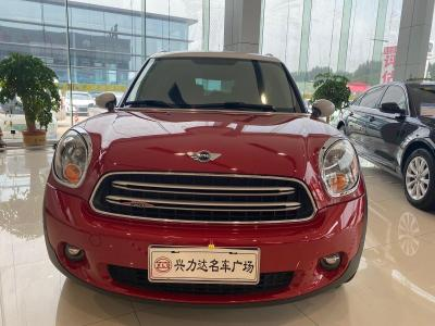MINI COUNTRYMAN 1.6L COOPER Fun图片