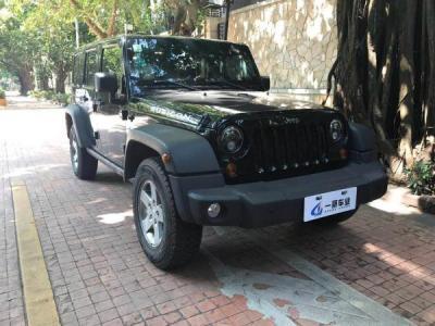 Jeep 牧马人  3.6 四门 Rubicon图片