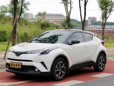 2019年1月 丰田 C-HR 2.0L 豪华版 国V图片