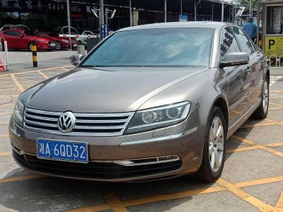 2013年1月 大众 辉腾(进口) 3.0L 商务型图片