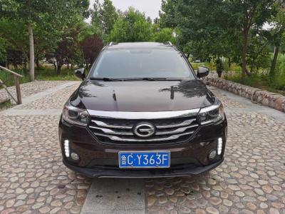 2017年6月 广汽传祺 GS4  235T 自动两驱尊贵版图片