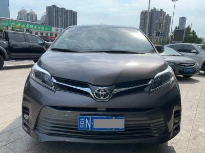 2019年5月 丰田 塞纳(进口) 3.5L 两驱L图片