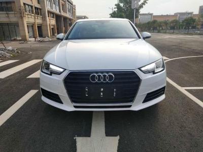 奥迪 奥迪A4L  2017款 40 TFSI 进取型