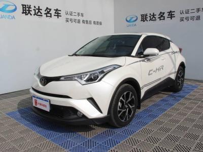 2019年6月 丰田 C-HR 2.0L 领先天窗版 国V图片