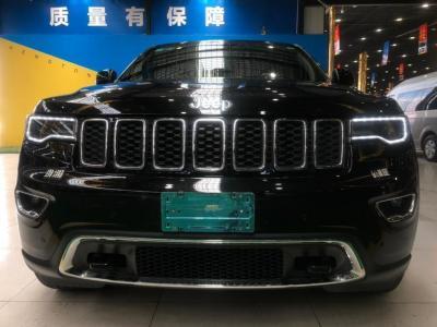 2017年6月 Jeep 大切诺基(进口) 3.6L 旗舰尊耀版图片