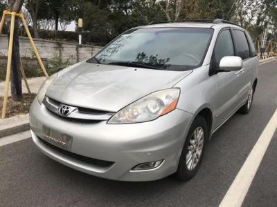 2010年2月 丰田 塞纳(进口) 3.5L 四驱自动型图片