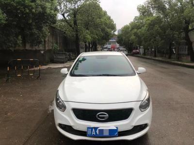 廣汽傳祺 GA3  2013款 1.6L 手動精英版圖片