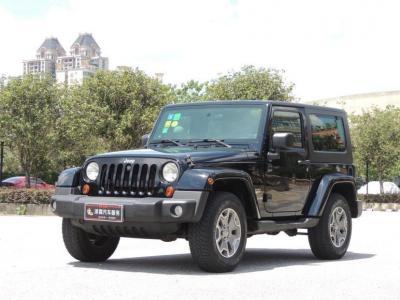 Jeep 牧马人(进口) 3.8L Sahara 两门版图片