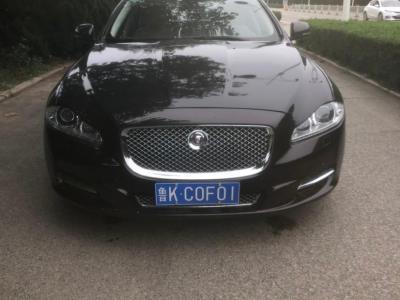 捷豹 XJ  2014款 XJL 3.0 SC 兩驅全景商務版