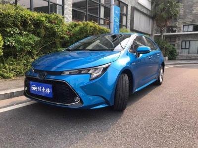 2019年9月 豐田 雷凌 雙擎 1.8H CVT科技版 國V圖片