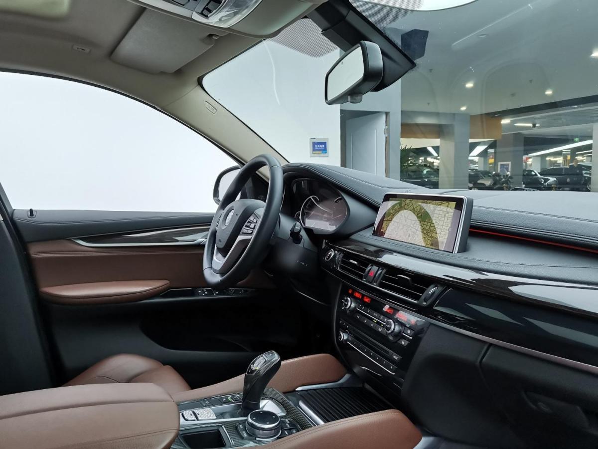 宝马 宝马X6  2015款 xDrive35i 豪华型图片