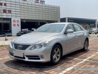 丰田 锐志  2012款 2.5V 风度菁英炫装版