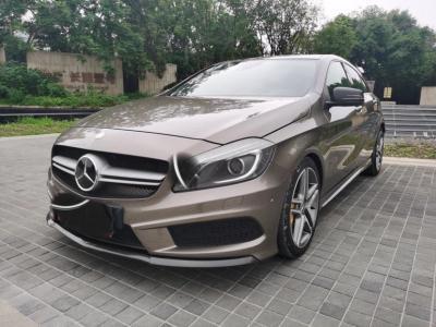 奔驰 奔驰A级AMG  2014款 AMG A 45 4MATIC