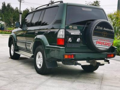2002年6月 丰田 普拉多(进口) 2.7L 自动图片