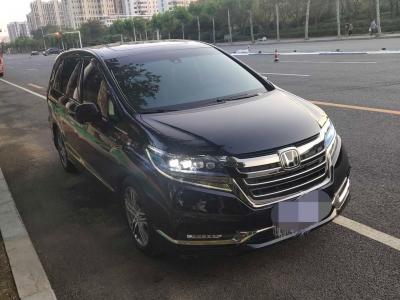 本田 艾力绅  2019款 2.0L 混动豪华版