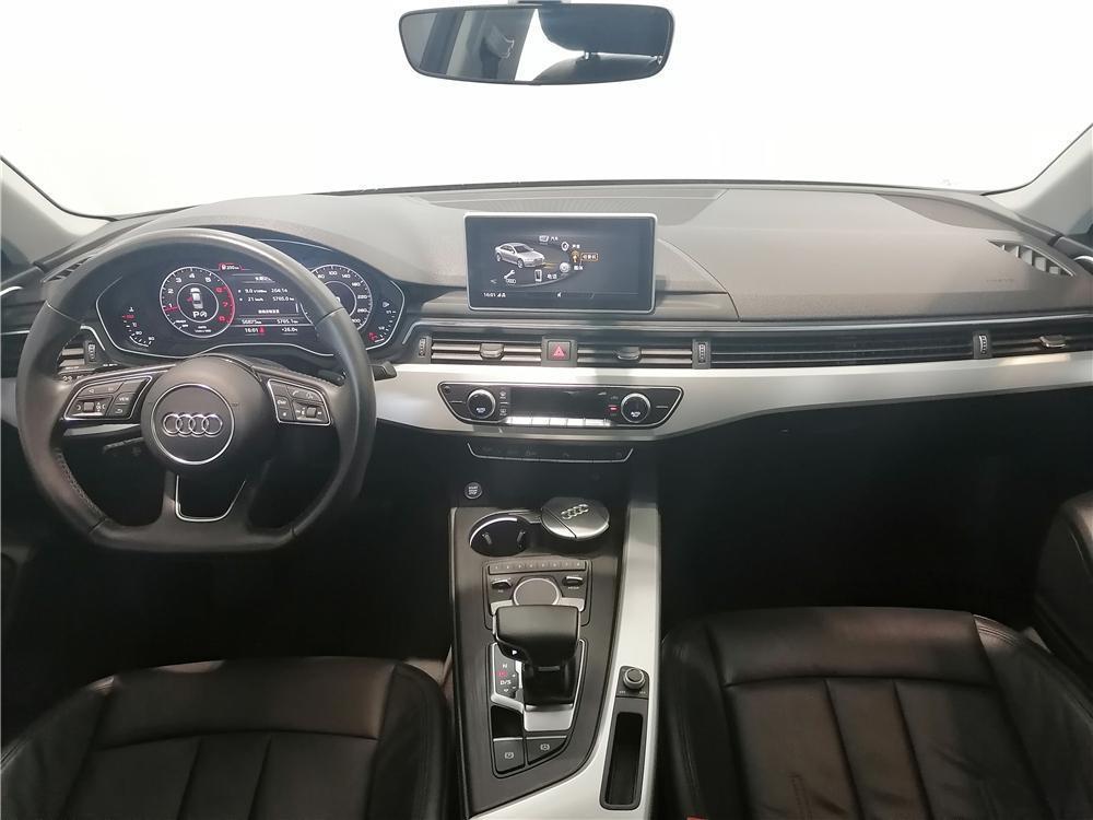奥迪 奥迪A4L  2017款 Plus 40 TFSI 运动型图片