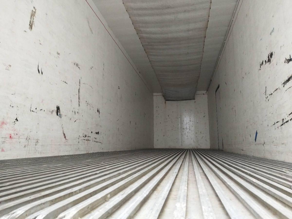 冷藏车,青岛解放途V独立冷藏车,17年11月上户,350马力带肉钩图片