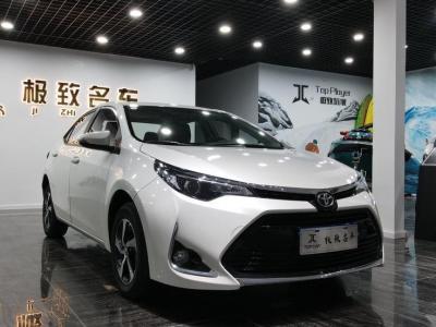 丰田 雷凌 改款 185T CVT精英版 国V图片