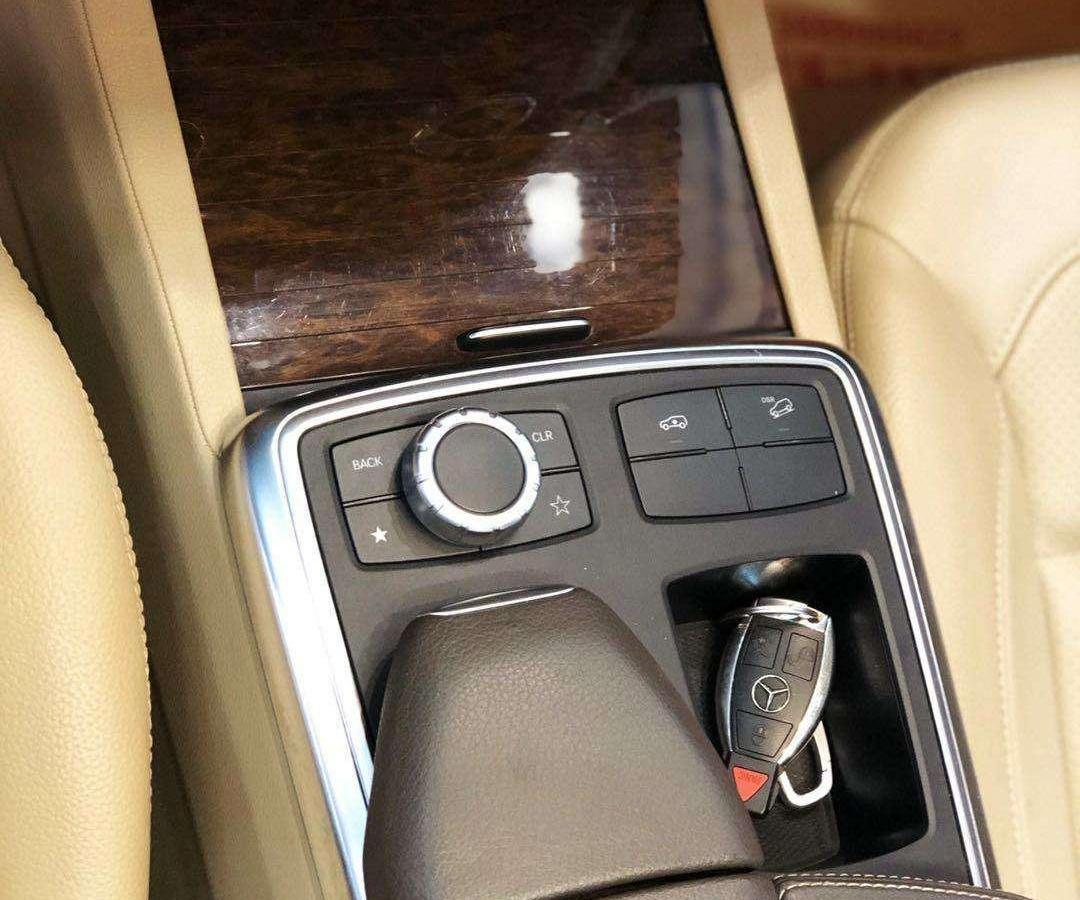 奔驰 奔驰GL级  2006款 GL 450 4MATIC图片