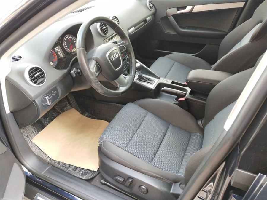 奥迪 奥迪A3  2012款 Sportback 1.4T 舒适型图片