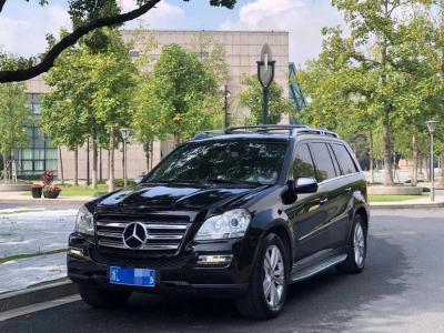 奔驰 奔驰GL级(进口) GL 450 4MATIC尊贵型图片