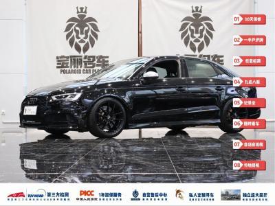2018年9月 奥迪 奥迪S3(进口) 改款 S3 2.0T Limousine图片
