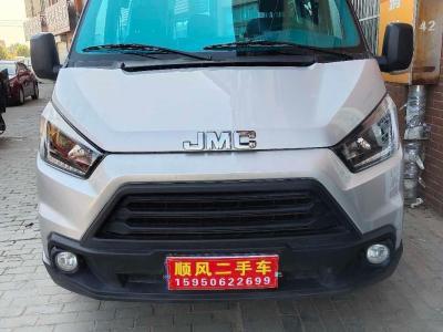 江铃 特顺  2017款 2.8T商运型短轴中顶6/7/8座JX493图片