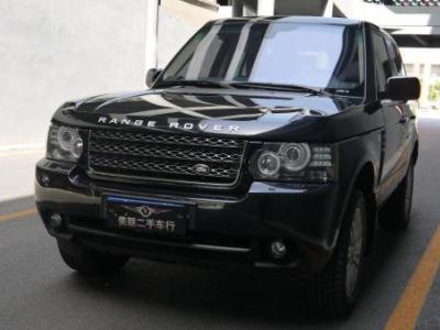 2012年4月路虎揽胜行政版5.0L NA(自然吸气) 汽油型图片