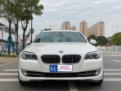 2012年10月 宝马 宝马5系 535Li 豪华型图片