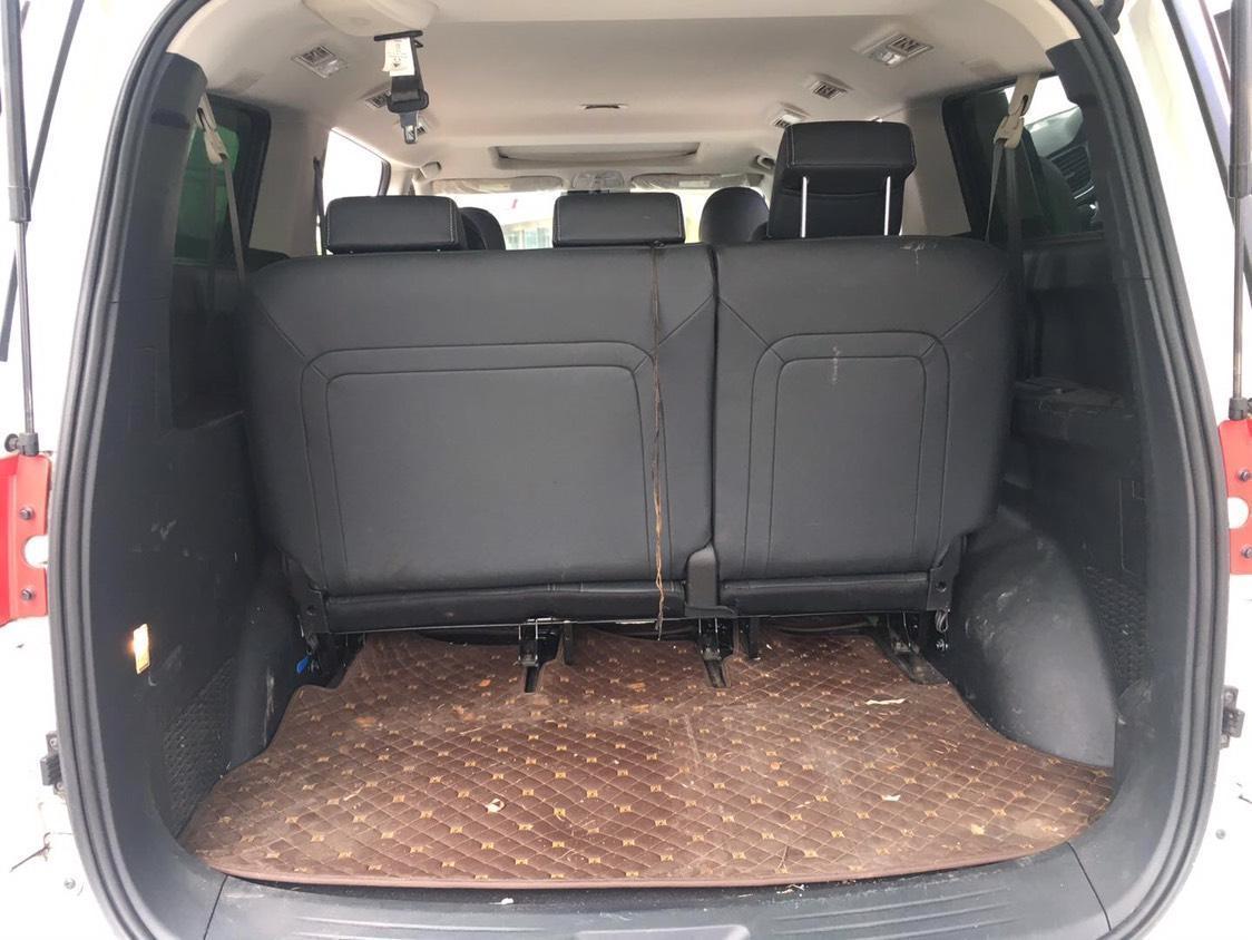 上汽大通MAXUS G10  2020款 2.0T 自动精英版 汽油 7座图片