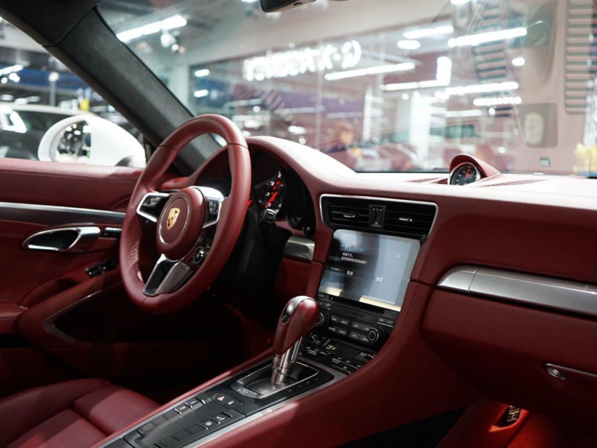 保时捷 911  2016款 Carrera 3.0T图片